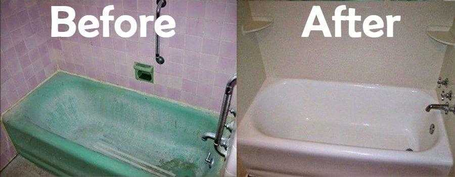 bath tub refinishing slide Hate you bathroom change it.