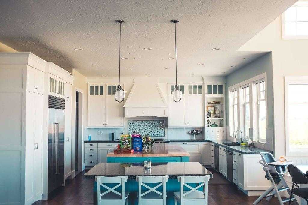 Kitchen Cabinets 1